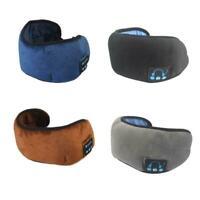Wireless Bluetooth Stereo Eye Earphone Music Sleep Headset Color 4 W2O3