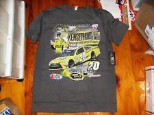 New With Tags Matt Kenseth #20 Dollar General T Shirt Sheetmetal Large Winner