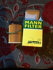 Mann Oil Filter Element Metal Free For Citroën C4 1.6 BlueHDI 100