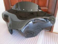 BATWING FAIRING WINDSHIELD 4 YAMAHA ROADSTAR ROAD STAR 1600 1700 XV 99-09 FIBER