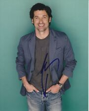 PATRICK DEMPSEY signed autographed photo