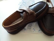 Dr.Comfort MIKE Men's Two Tones Leather Diabetic Therapeutic Shoes Size 10M