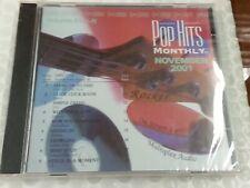 Pop Hits Monthly Karaoke Disc 0111-R November 2001 Rock Cd+G Brand New Sealed