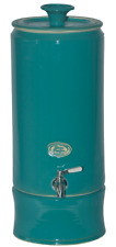 Southern Cross Pottery Ceramic Water Filter Purifiers - Peacock Green