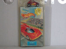 MATTEL HERO'S ON HOT WHEELS VHS