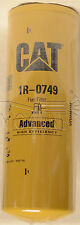 1 NEW CAT 1R-0749 FUEL FILTER SEALED MADE IN USA CATERPILLAR 1R0749 OEM