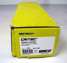 Eritech Critec SES40-120/240 Surge Suppressor Protector 3W+G 40ka/Ph New In Box