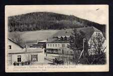 108704 AK Prentzelbaude Gasthof zum Goldenen Stern Likörfabrik Petersdorf Riesen