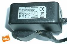 Genuine Vusys Dsa-0101F-05 Uk Ac/Dc Power Supply Adapter 5V 2A Uk Plug
