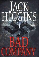 Bad Company (Higgins, Jack)
