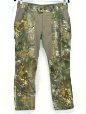 NEW Scent Blocker Boys KOP Knock Out Realtree Xtra Camo Hunting Pants XL 29.5-31