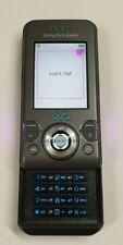 Sony Ericsson Walkman W580i - Urban Grey/Blue Mobile Phone Tested & Working
