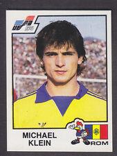 Panini - Euro 84 - # 197 Michael Klein - Romania