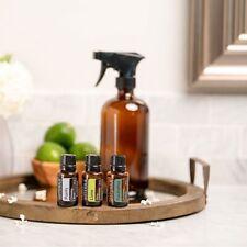 doTERRA DIY Cleanse Sanitise Trio Therapeutic EssentialOil Aromatherapy FreePost