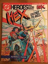 Dc Heroes Hex Escort To Hell Mayfair 1986 #214