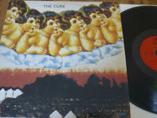 LP THE CURE JAPANESE WHISPERS 8174701 POLYDOR 1983 FRANCE LP INSERT
