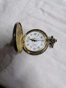 Alte Uhr, Taschenuhr, mechanische Uhr, Uhr, y2