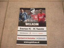 FC TWENTE ENSCHEDE 17/18 Pre-Season Friendly vs EVERTON FC