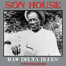 SON HOUSE - RAW DELTA BLUES  VINYL LP NEU
