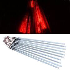 10pcs Tubes String 50cm 3528 54 LED Strip Light Meteor Shower Rain Lamp