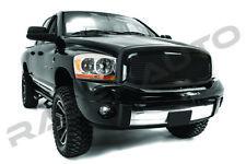 06-08 Dodge Ram1500/06-09 Dodge Ram 2500/3500 Black Packaged Mesh Grille W/Shell