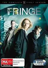 Fringe: Season 1 DVD (7 Disc Set) - Region 4 like new