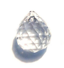 Lot 50-30mm Feng Shui Clear Crystal Ball Prisms Wholesale CCI