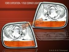 97-03 04 FORD F150/EXPEDITION CLEAR SIGNAL CORNER LIGHTS