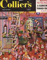 1949 Colliers May 21 - I was King of the Safe-Crackers