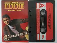 DUANE EDDY GREATEST HITS MISPRINT RARE CASSETTE TAPE