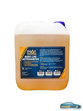 INOX Autoshampoo Konzentrat mit Nano Effekt Autowäsche Autoreiniger 1x5 L