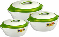 Rolex Thick Insulated Thermal Food Container Casserole Hot Pot Set 2L,3L,6L