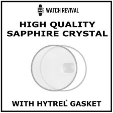 HIGH QUALITY SAPPHIRE CRYSTAL GLASS FOR ROLEX LADIES 26MM 69048A DATEJUST WATCH
