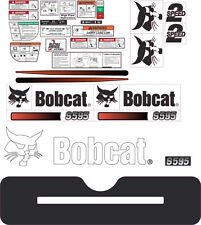 Bobcat S595 Decal Kit  - very high quality aftermarket decals