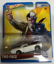 Hot Wheels DC Universe Two Face Diecast Car