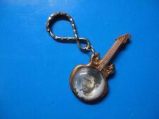 GIOVANI 1967 GADGET - Portachiavi-Key Ring - CHITARRA MARRON - CHECCO