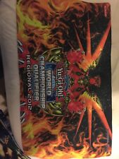 Yugioh Regional Hieratic Sun Dragon Overload of Heliopolis Playmat 2012