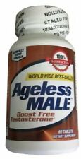 New Vitality Ageless Male Testosterone Booster 60 Tablets