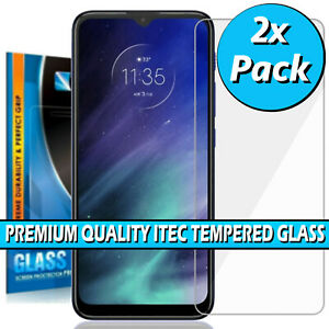 For Motorola Moto G50 5G Gorilla Tempered Glass Screen Protector Cover