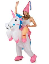 Inflatable Costume Halloween Party Outfit Electric Inflatable Unicorn