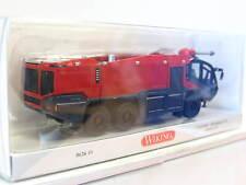 Wiking 0626 49 Panther 6x6 Rosenbauer FLF Feuerwehr OVP (N6495)