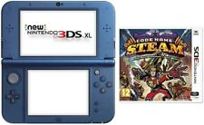 New Nintendo 3DS XL Limited Edition Galaxy Style With Stylus Free Game Bundle