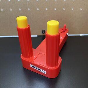 Rockem Sockem Robots 2001 Mattel Part - Red Controller - Red Rocker -Replacement