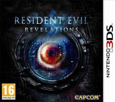 Resident Evil:Revelations 3DS - totalmente in italiano