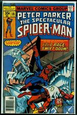Marvel Comics Peter Parker The Spectacular SPIDER-MAN #18 Angel & Iceman VFN 8.0