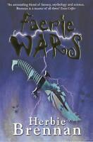 Faerie Wars, Brennan, Herbie, Very Good Book