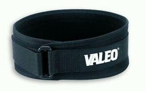"""VALEO Performance Low-Profile 4"""" Lifting Belt Weight Lifting CrossFit Gym"""