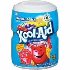 Kool Aid Tropical Punch Drink Mix