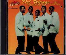 DEL VIKINGS - 1956 AUDITION TAPES - MINT CD