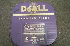 "NOS DoAll Precision Imperial 1/4"" Band Saw Blade 100FT Type 303-009"